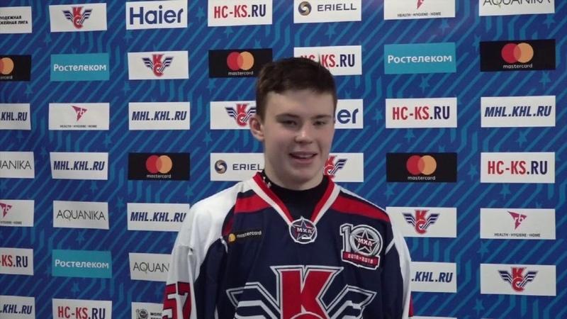 Александр Никишин: изначально вышли настроенными на игру