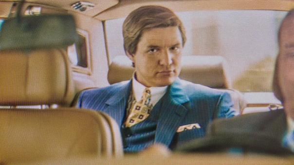 Педро Паскаль сыграл в новой «Чудо-Женщине» суперзлодея Максвелла Лорда