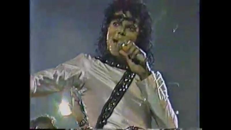 Michael Jackson - You Are My Lovely One 1987 Bad Tour Yokohama