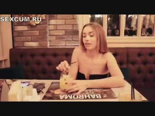 Cute young girl sucking cock and swallow cum in public [porn gangbang creampie celebrity sex tape asian cosplay hentai pov emo g