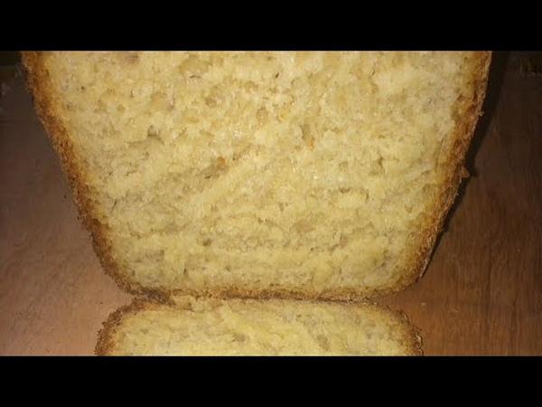Французский хлеб в хлебопечке RTC