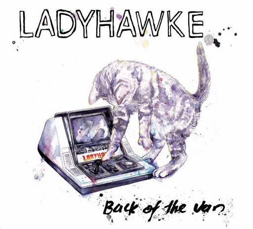 ladyhawke альбом Back of The Van (International)