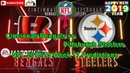 Cincinnati Bengals vs Pittsburgh Steelers | NFL 2018-19 Week 17 | Predictions Madden NFL 19