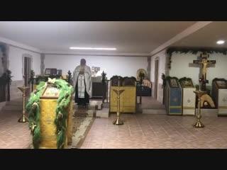 Предрождественская проповедь_прот_Александр Торик_5-01-2019