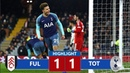Fulham vs Tottenham 1-1 Highlights All Goals 20/01/2019