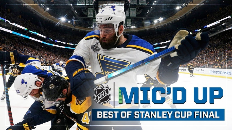 Best of Mic'd Up Stanley Cup Final