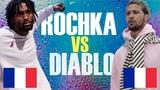 ROCHKA vs DIABLO E-battle