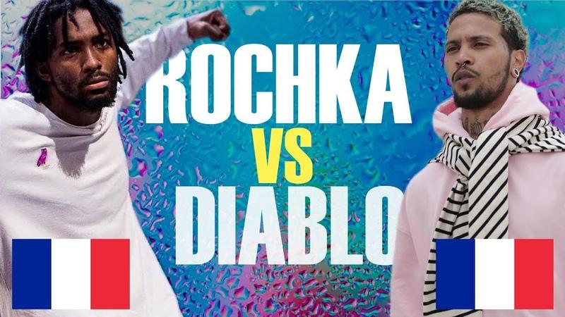 ROCHKA vs DIABLO | E-battle New Perspective 2018 | TOP 16