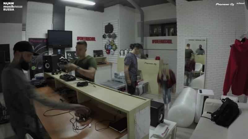 Сборы оборудования для NAMM2018 на студии Pioneer DJ School Moscow смотреть онлайн без регистрации