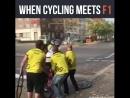 Велосипедный пит-стоп