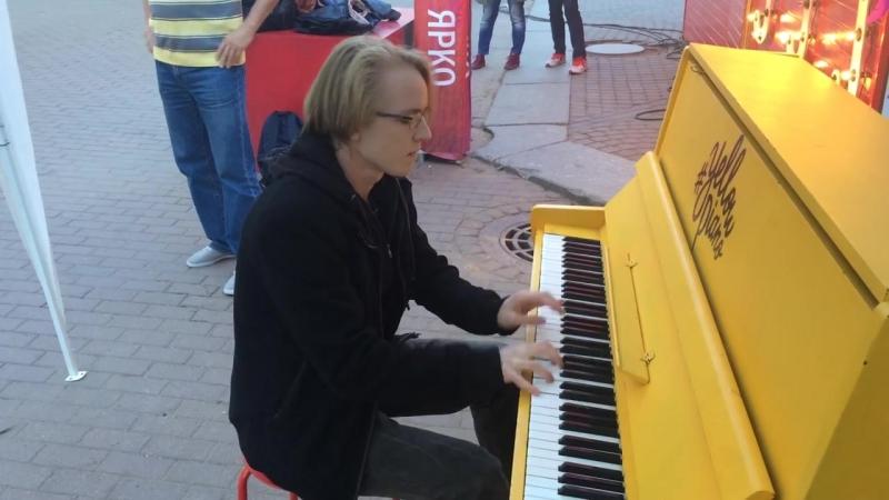 Буги-Вуги на «Желтом пианино» [Yellow Piano Boogie Woogie]