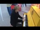 Буги Вуги на Желтом пианино Yellow Piano Boogie Woogie