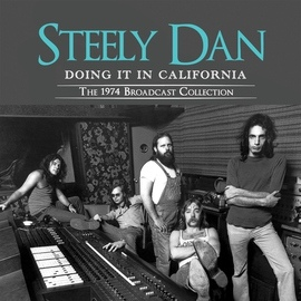 Steely Dan альбом Doing It in California (Live)
