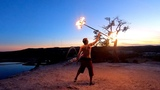 The Kingdom of Nature - Grant Newman - Dragon Staff - Fire Dancing
