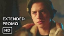 Riverdale 3x11 Extended Promo The Red Dahlia (HD) Season 3 Episode 11 Extended Promo w/ Kelly Ripa