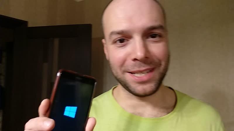 Краш-тест Nokia Lumia 625