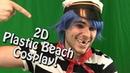 GORILLAZ 2D Plastic Beach Cosplay Tutorial!