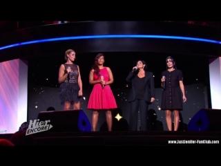 29 09 2012 - Jenifer, Badi, Bent et Maurane - Hier encore - Ma plus belle histoi