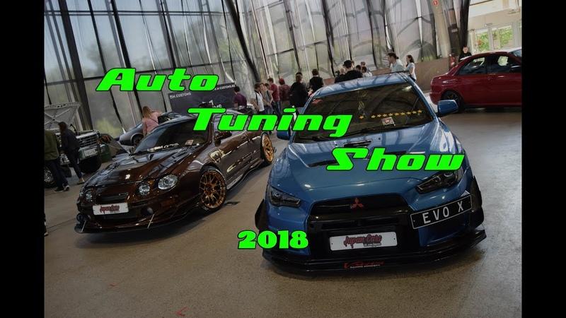 Projecto Racing Team. Московское тюнинг шоу 2018 (Обрывки памяти)