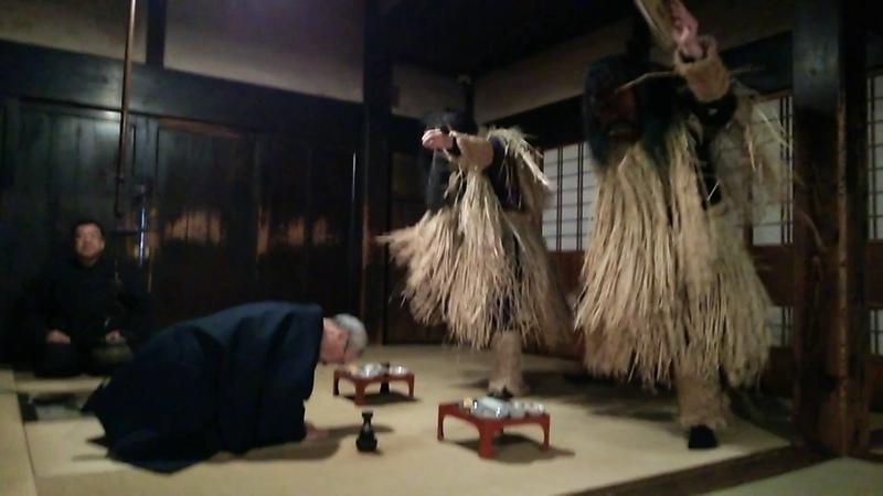 日本秋田男鹿半島「男鹿的生剝鬼(男鹿のナマハゲ)」體驗(真山傳25215
