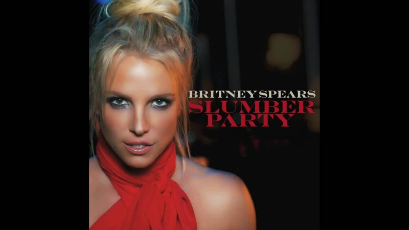 Britney Spears - Slumber Party (Isolated vocals) almost acapella