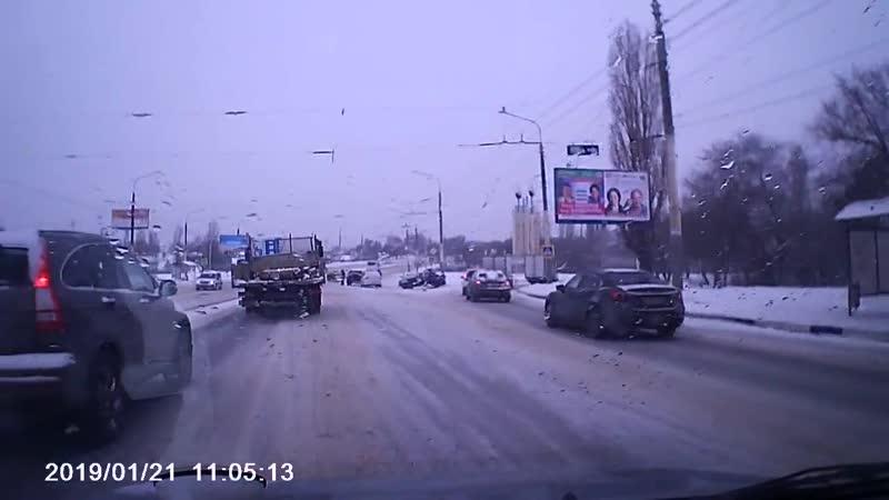 ДТП на Выборгской - Регион - 36