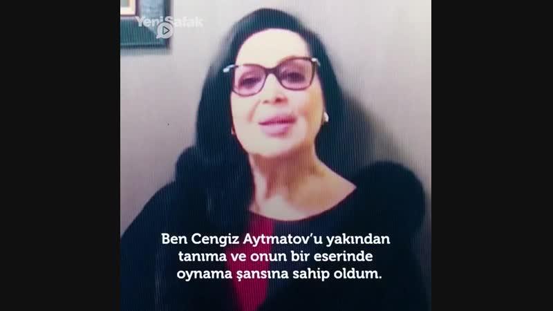 Türk kültürünü tüm dünyaya tanıtan yazar Cengiz Aytmatov'un bugün 90. yaş günü. Türkiye'de 'Selvi Boylum Al Yazmalım' isimli rom