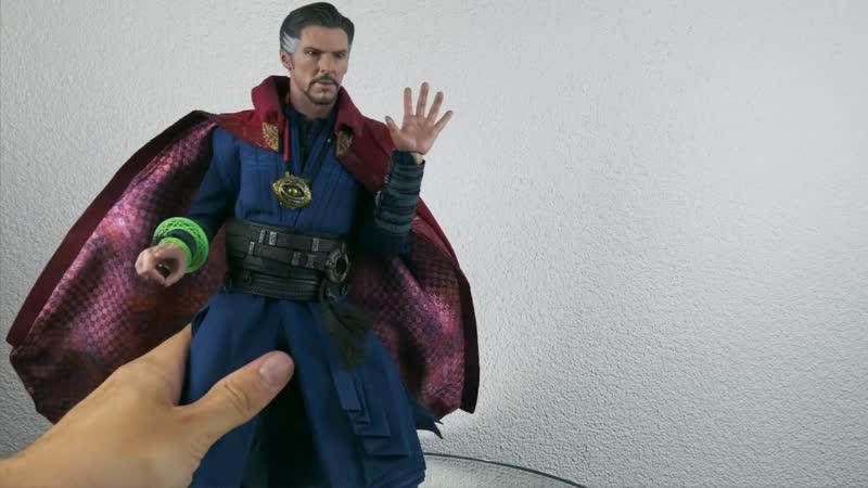 [xenom0rph Eng] Hot Toys MMS484: Avengers Infinity War - Doctor Strange 1/6