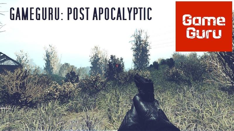 Gameguru Post Apocalyptic Project AI Performance Test