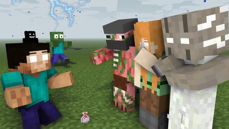 MONSTER SCHOOL BEST HEROBRINE ALL EPISODE Minecraft Animation