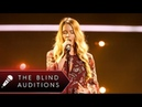 Blind Audition Somer Smith - His Eye Is On The Sparrow - The Voice Australia 2018