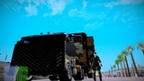 Обзор мода фуры из GTA5 Online в GTA San Andreas