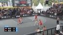 FIBA 3x3 U23 World Cup 2018 - WOMEN - 1/4 FINAL: Belarus VS. Russia (XI'AN, China; 07-10-2018)