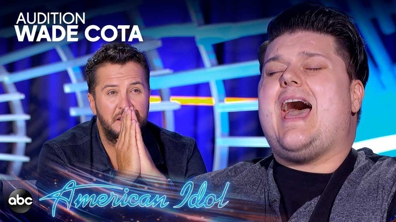 Wade Cota Reveals Heartbreaking Childhood Before AMAZING Audition - American Idol 2019 on ABC