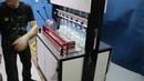 Полуавтомат розлива в пятилитровые бутылки. Цена 300 тыс. руб.