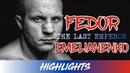 Fedor Emelianenko Highlights 2018 (THE LAST EMPEROR)