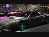 Need for Speed Payback Honda NSX