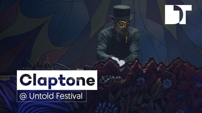 CLAPTONE | Daydreaming Stage by Untold Festival via DanceTelevision