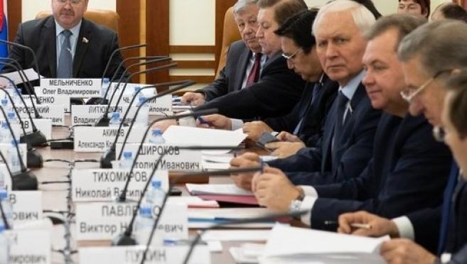 В Правительстве Марий Эл обсудили ориентиры внешней политики
