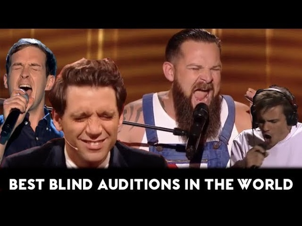 The Voice TOP-10 AMAZING BEST Blind Auditions of all Times In the World (Part 1)