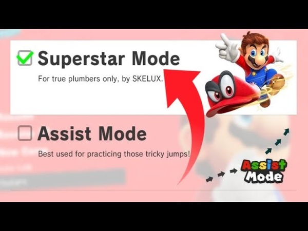 Master Mode for Mario Odyssey Teaser, INSANE Difficulty!