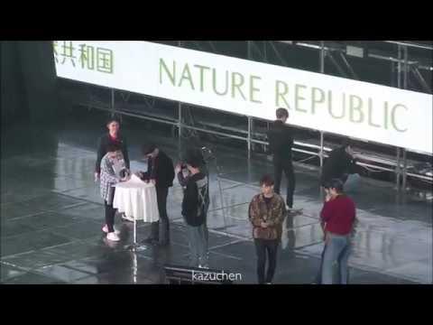 190316 EXO(엑소)-Game(All games version)@네이처팬미팅 Green Natur 2019 Fun Festival[fancam]