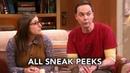 The Big Bang Theory 12x02 All Sneak Peeks The Wedding Gift Wormhole (HD)
