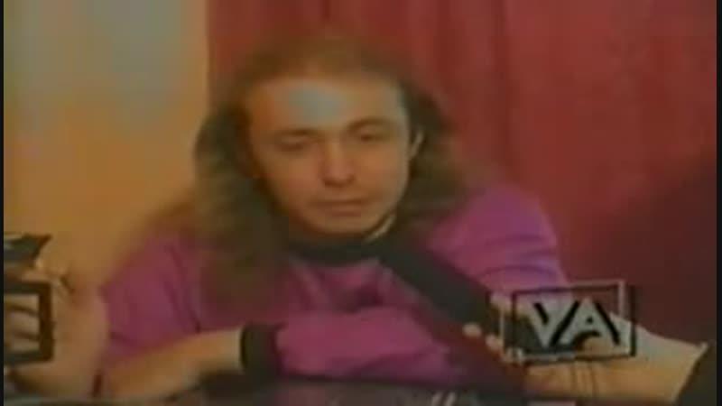 Сергей Кузнецов Интервью о группе МАМА