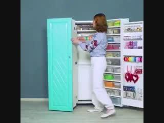 Вот так шкафчик!