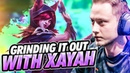 Rekkles | ADC Xayah - Grinding it out with Xayah!