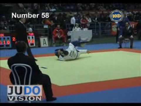 JUDO 2004 Super World Cup Elchin Ismayilov AZE Sezer Huysuz TUR