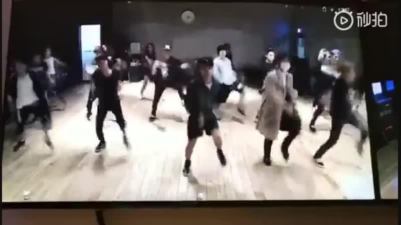 BIGBANG BANG BANG BANG dance practice from A TO Z in Beijing - 2