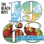 The Beach Boys альбом Wake The World: The Friends Sessions