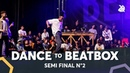 DYLAN MAYORAL vs KENZO ALVARES f. MAD TWINZ DHARNI | Dance Battle To The Beatbox 2018 | SEMI Final